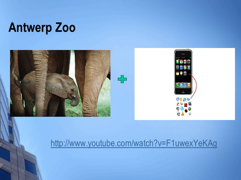Antwerp Zoo http://www.youtube.com/watch?v=F1uwexYeKAg