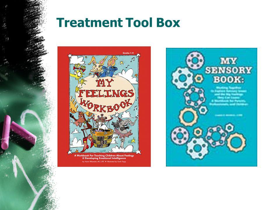 Treatment Tool Box