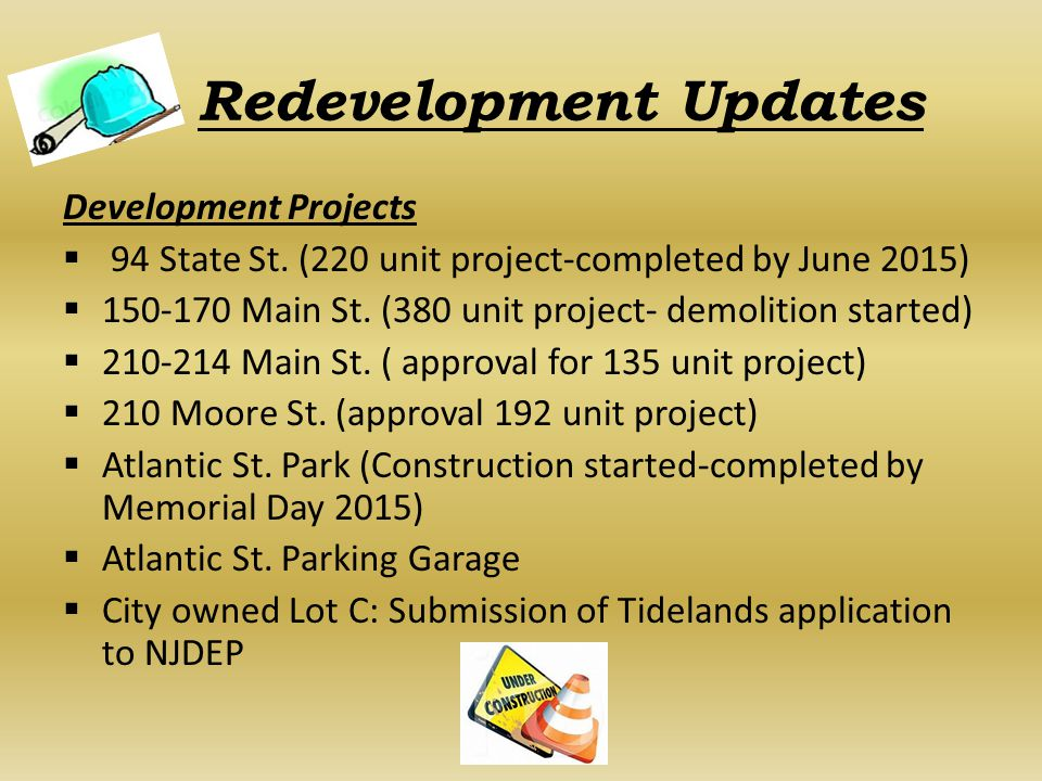 Redevelopment Updates Development Projects  94 State St.