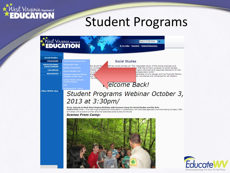 Student Programs