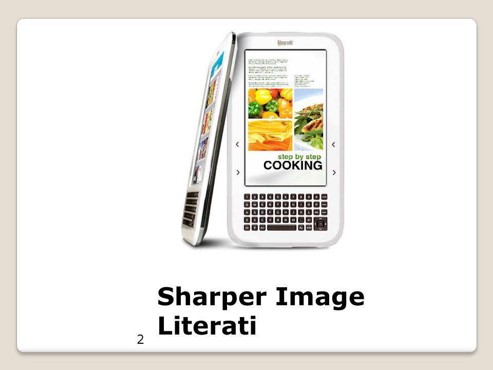 Sharper Image Literati 2