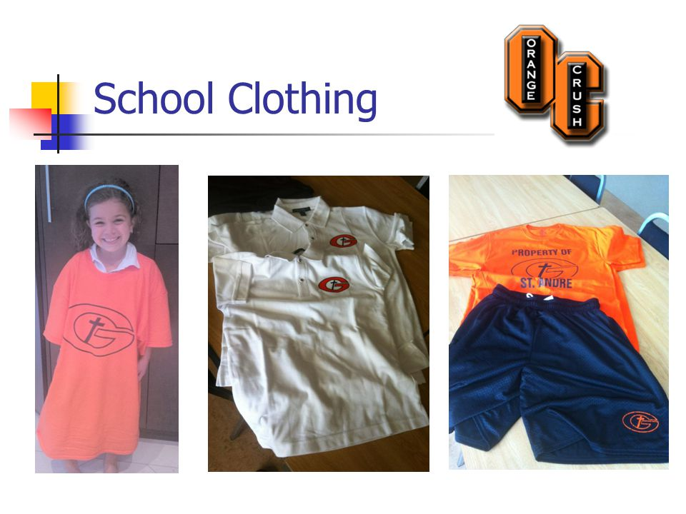 School Clothing