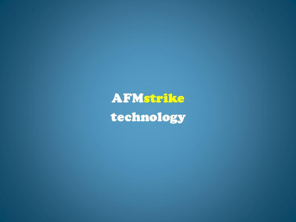 AFMstrike technology