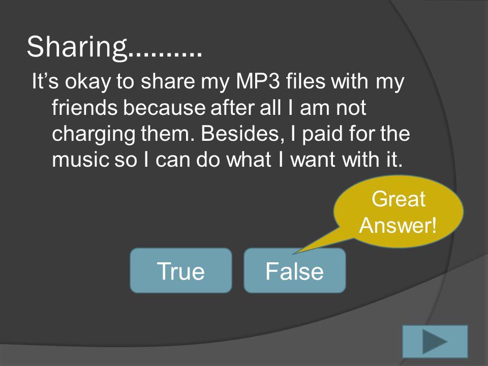 Sharing……….