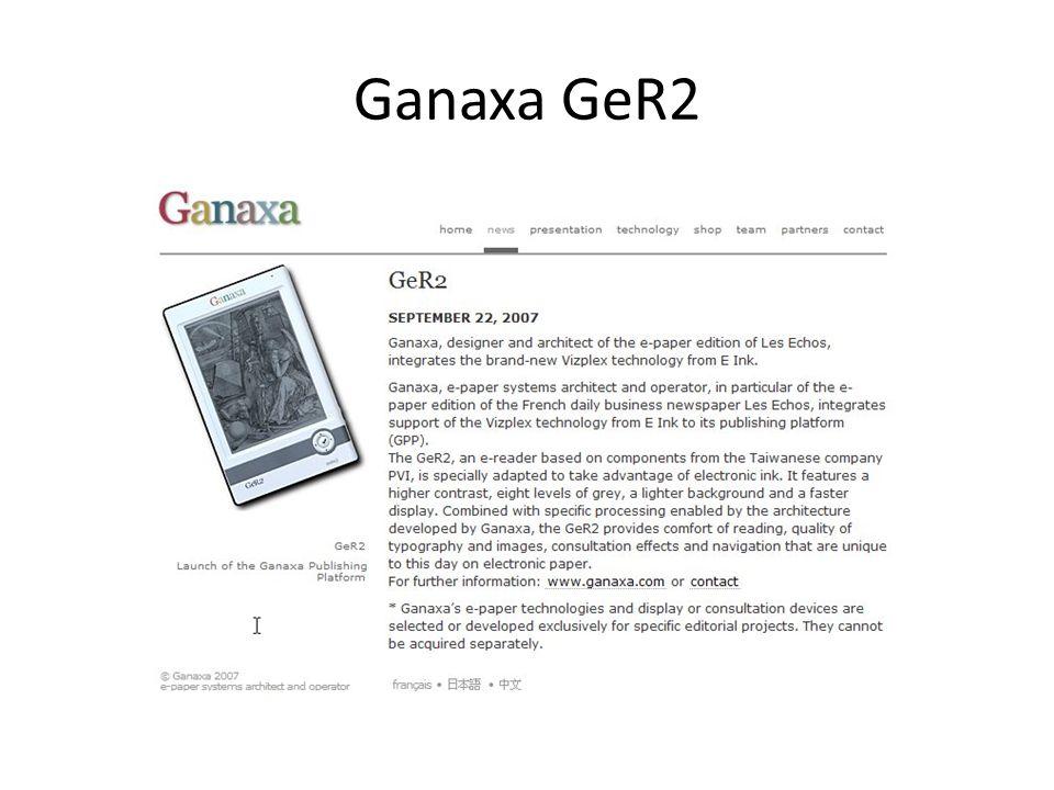 Ganaxa GeR2