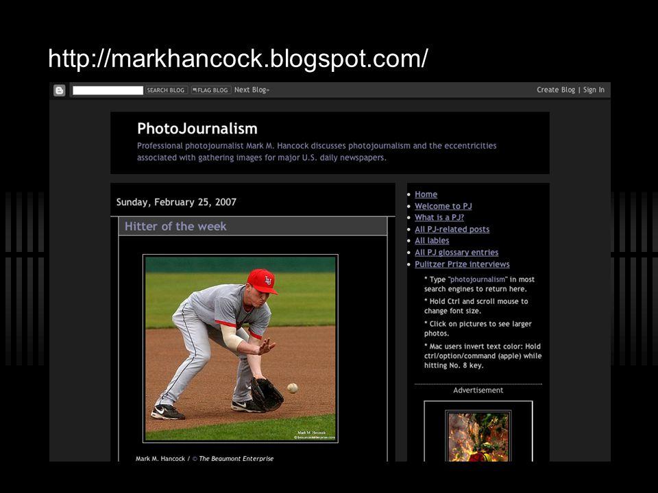 http://markhancock.blogspot.com/