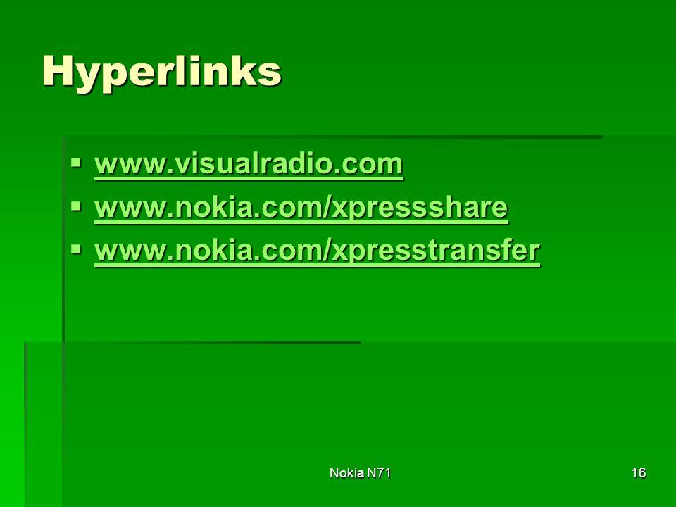 Nokia N7115