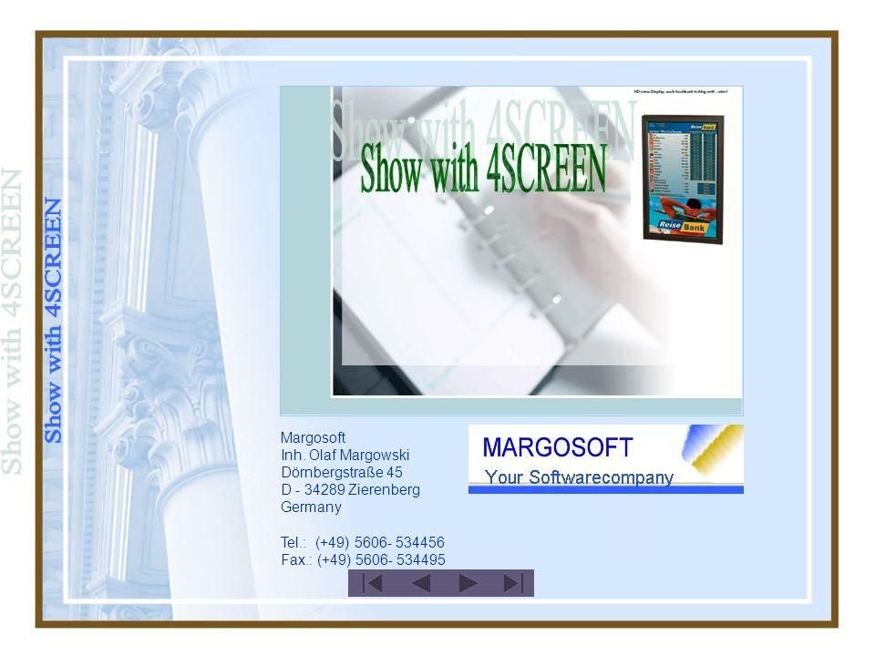 Margosoft Inh.