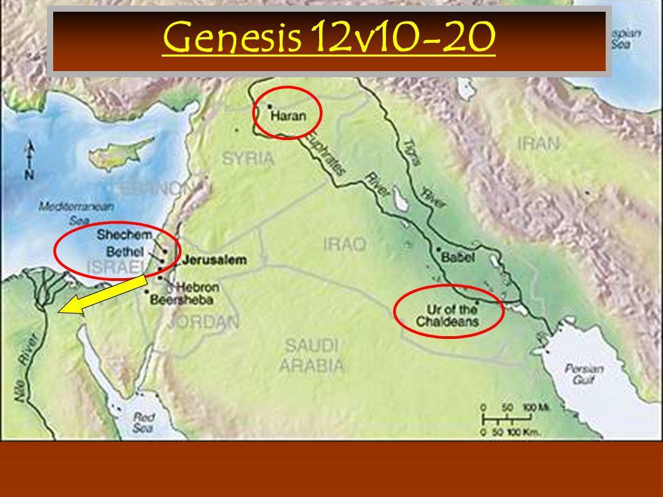 Genesis 13-15
