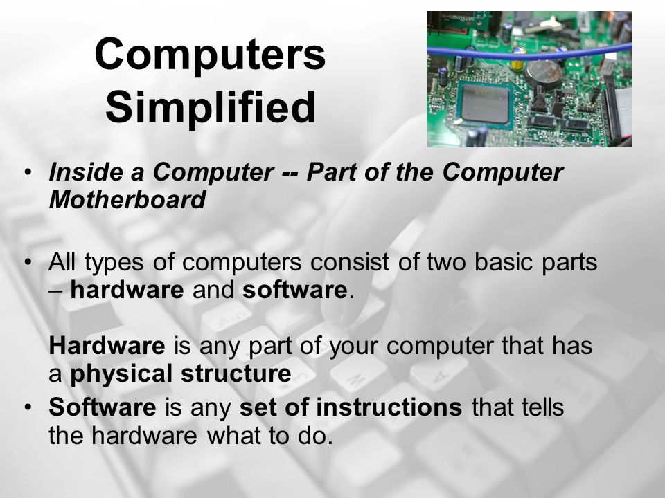 What are the Different Types of Computers.