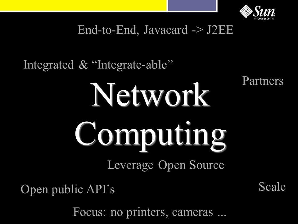 Network Computing Solaris Solaris x86 Linux with competitive advantage through...