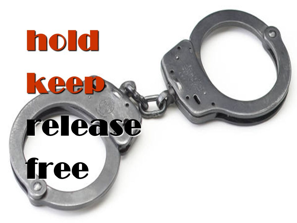 hold keep release free