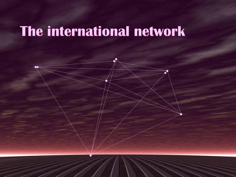 The international network