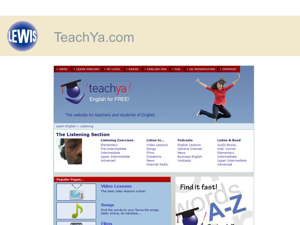 TeachYa.com