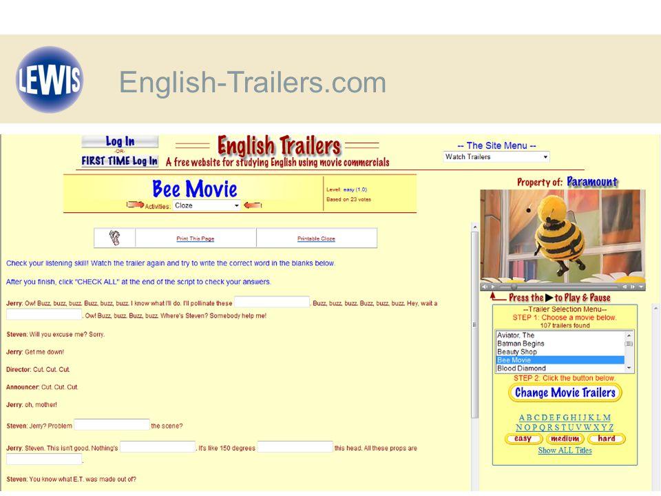 English-Trailers.com