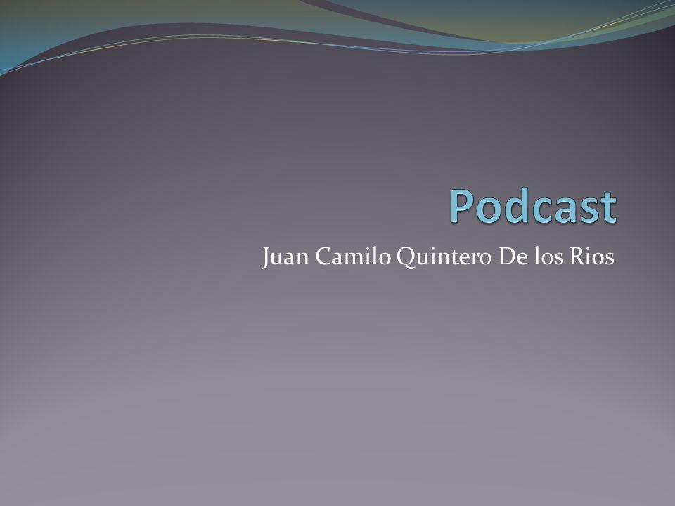 Juan Camilo Quintero De los Rios