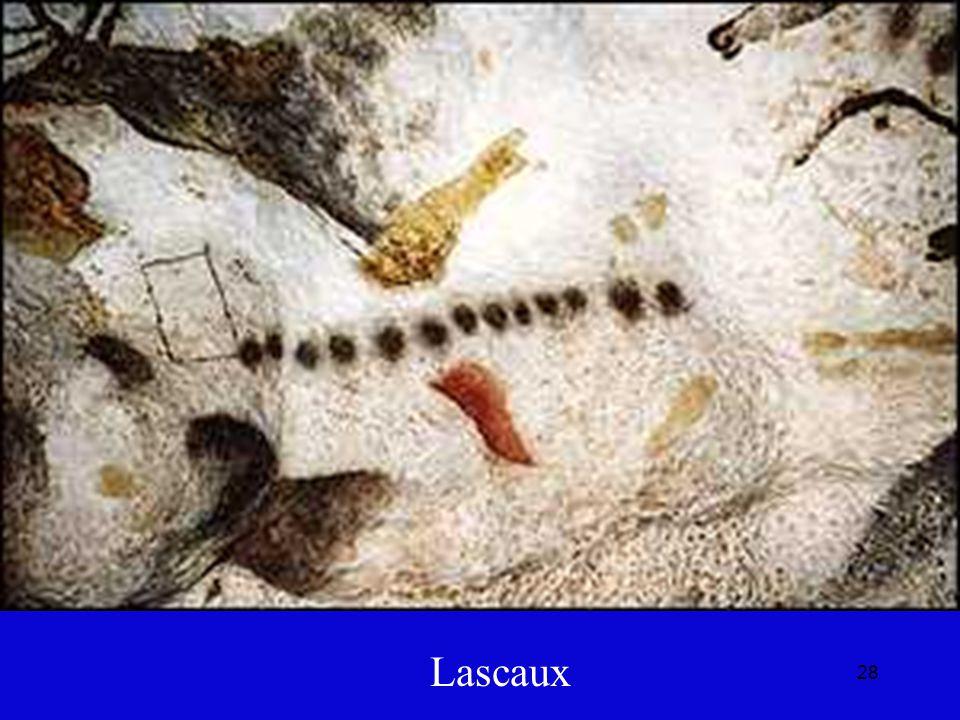 28 Lascaux