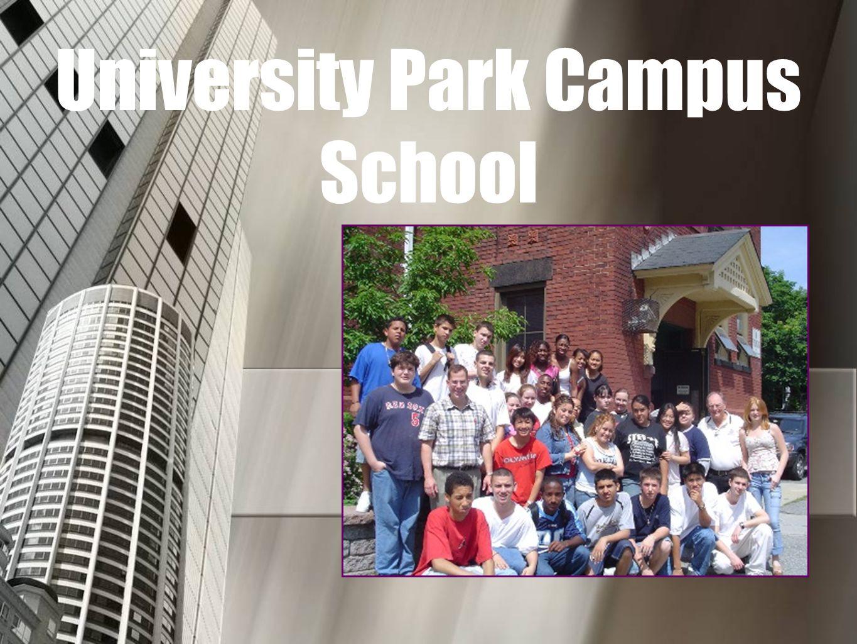 University Park Campus School