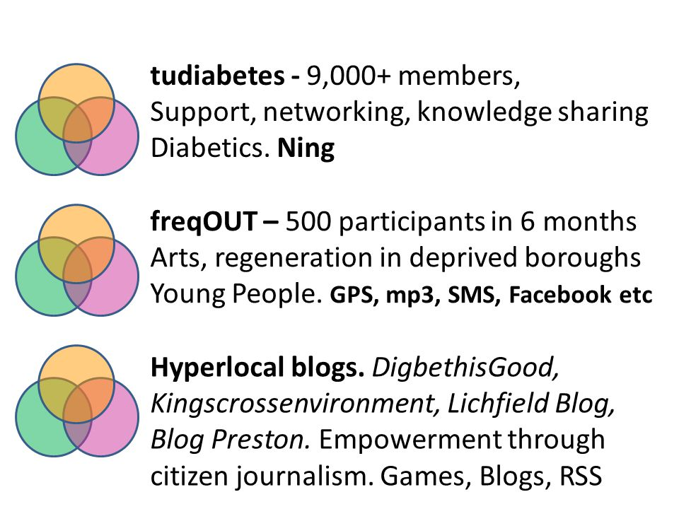tudiabetes - 9,000+ members, Support, networking, knowledge sharing Diabetics.