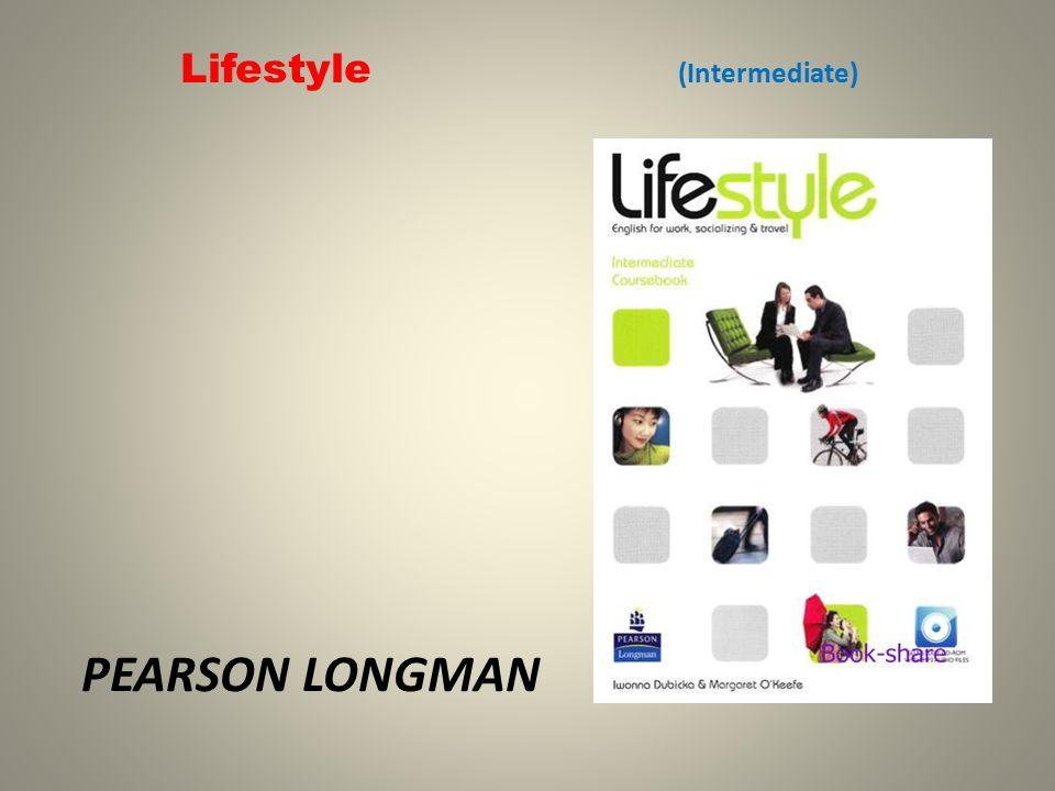 Lifestyle (Intermediate) PEARSON LONGMAN