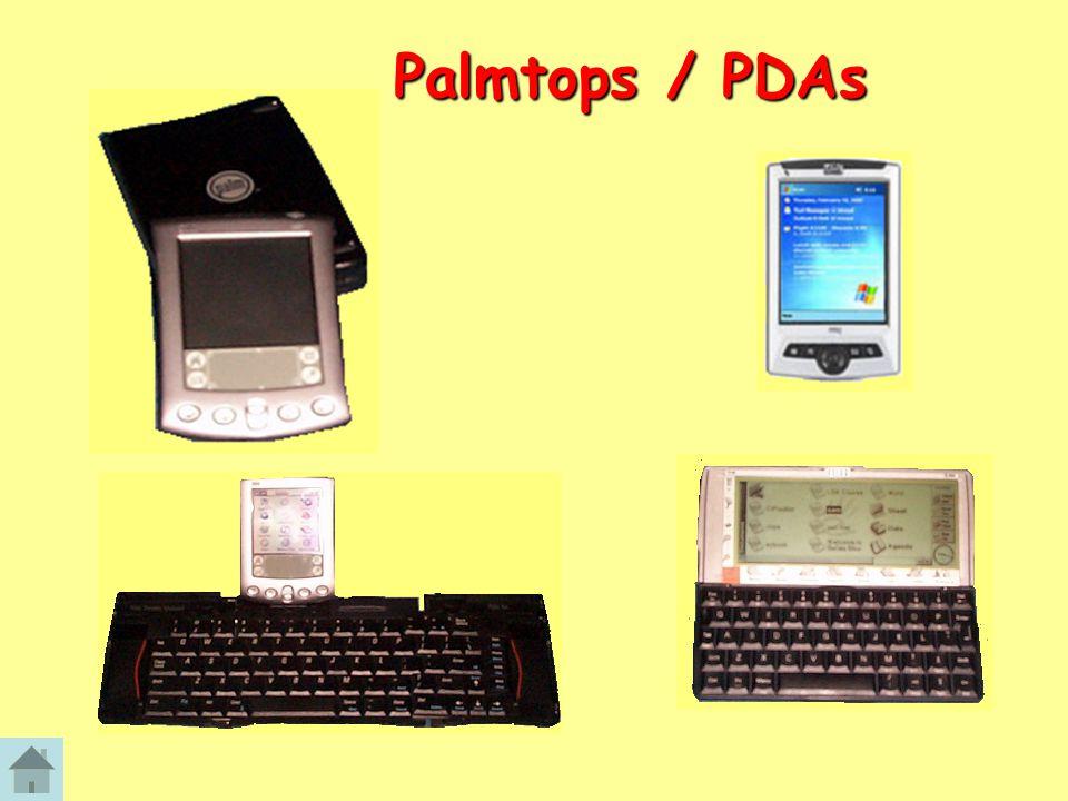 Palmtops / PDAs