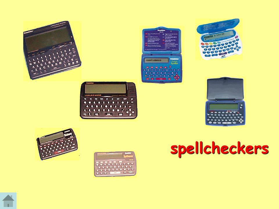 spellcheckers