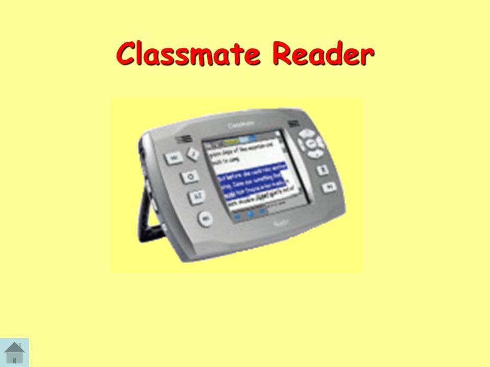 Classmate Reader