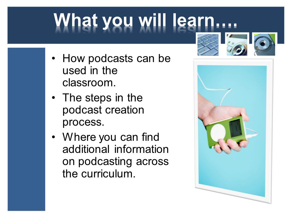 A lot of upfront planning –Huge learning curve –Hardware and software decisions –Podcast decisions –Assigning tasks to students –Chaos