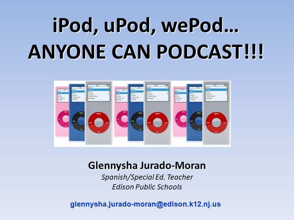 Glennysha Jurado-Moran Spanish/Special Ed.