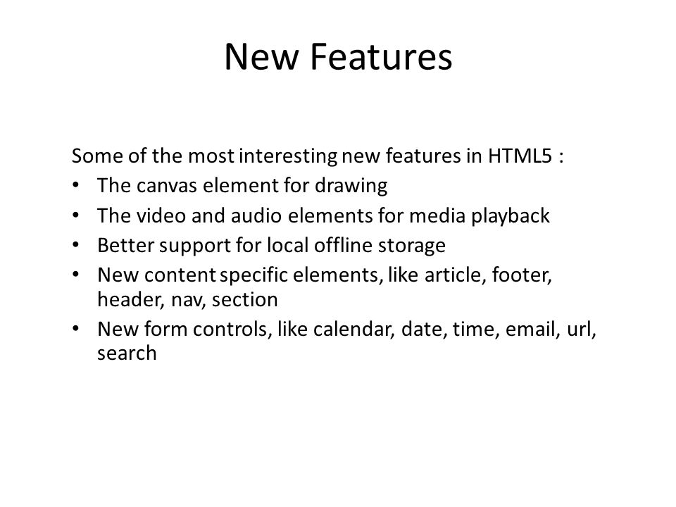 Introduction Important to stay current in HCI Browsers will eventually replace other UI platforms