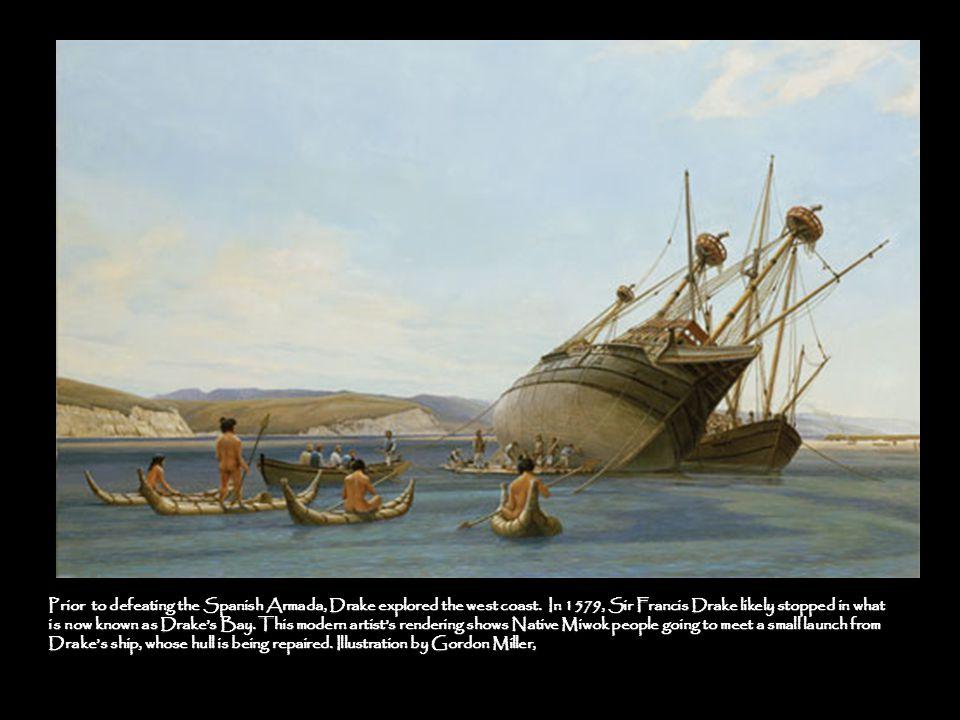 Exploring America 1588 – Sir Francis Drake(England) defeats the Spanish Armada.