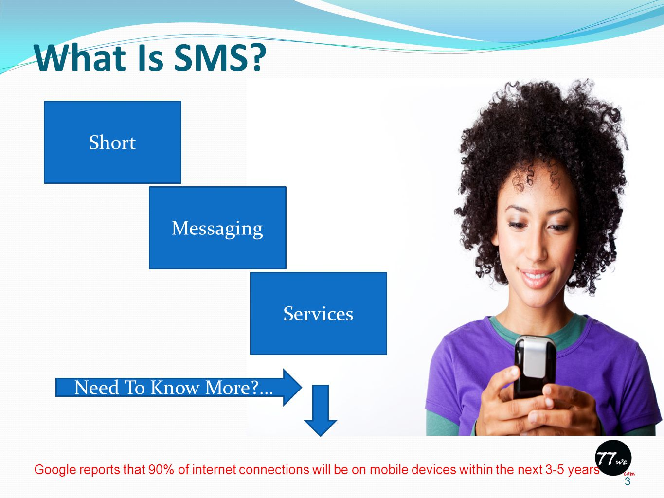 What Is SMS. 3 Short Services Messaging Need To Know More?...