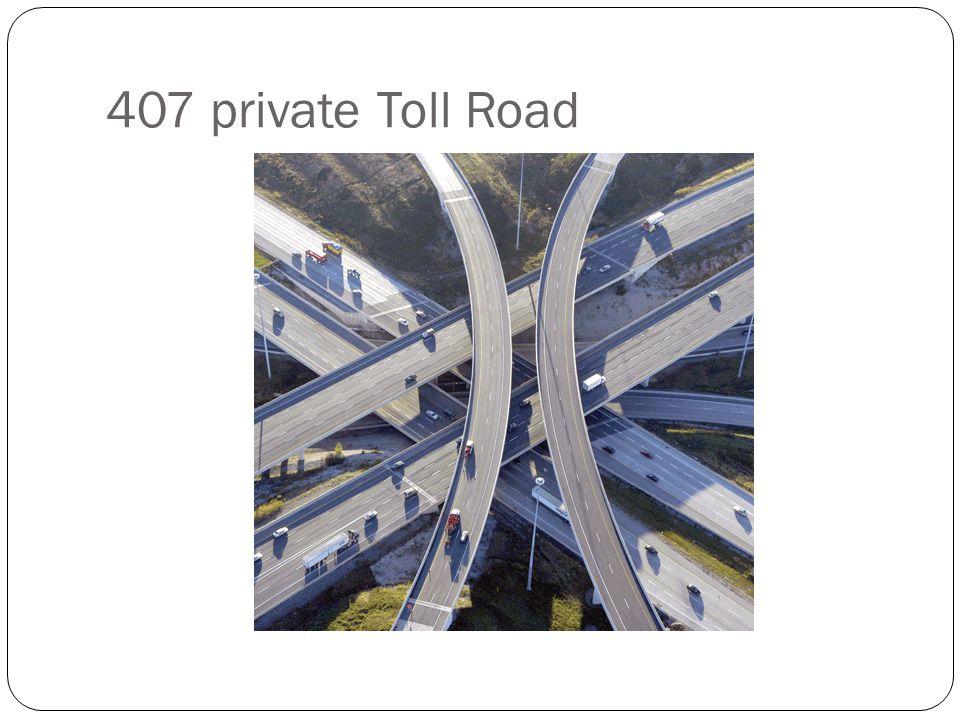 407 private Toll Road 39