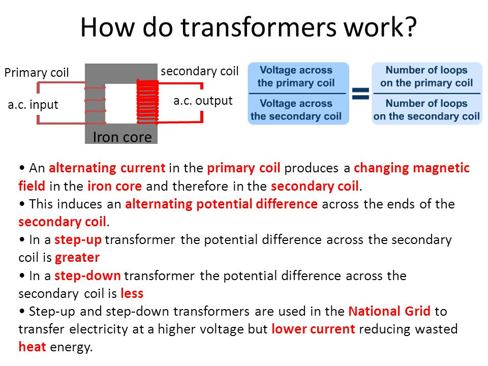 How do transformers work.