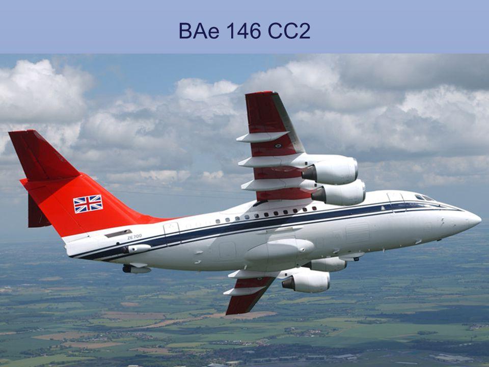 BAe 146 CC2