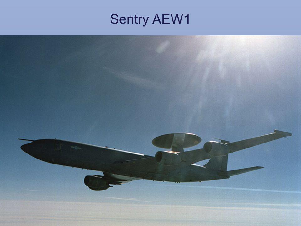 Sentinel R1 Technical Data WING SPAN 28.65 M LENGTH 30.3 M CREW 2 flight crew 3+ mission crew MAXIMUM SPEEDMach 0.88 ENGINES 2 x RRD BR710 turbofans