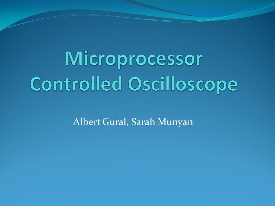 Oscilloscope Circuit Code