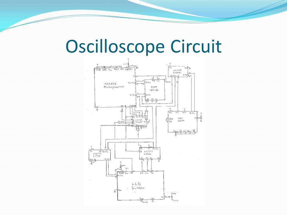 Oscilloscope Circuit