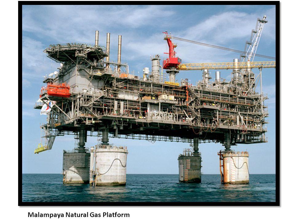 Malampaya Natural Gas Platform