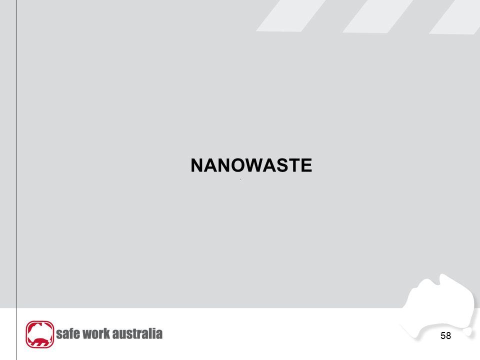 NANOWASTE 58