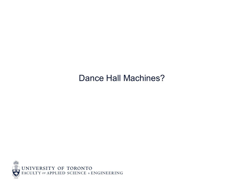 Dance Hall Machines