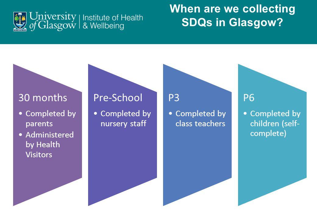 2013: Preschool girls vs. Boys likely difficulties