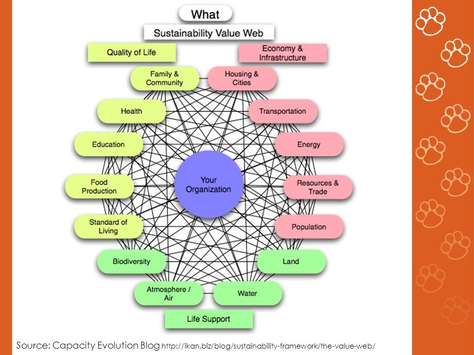 Source: Capacity Evolution Blog http://ikan.biz/blog/sustainability-framework/the-value-web/