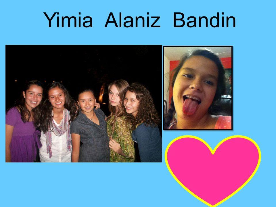 Yimia Alaniz Bandin