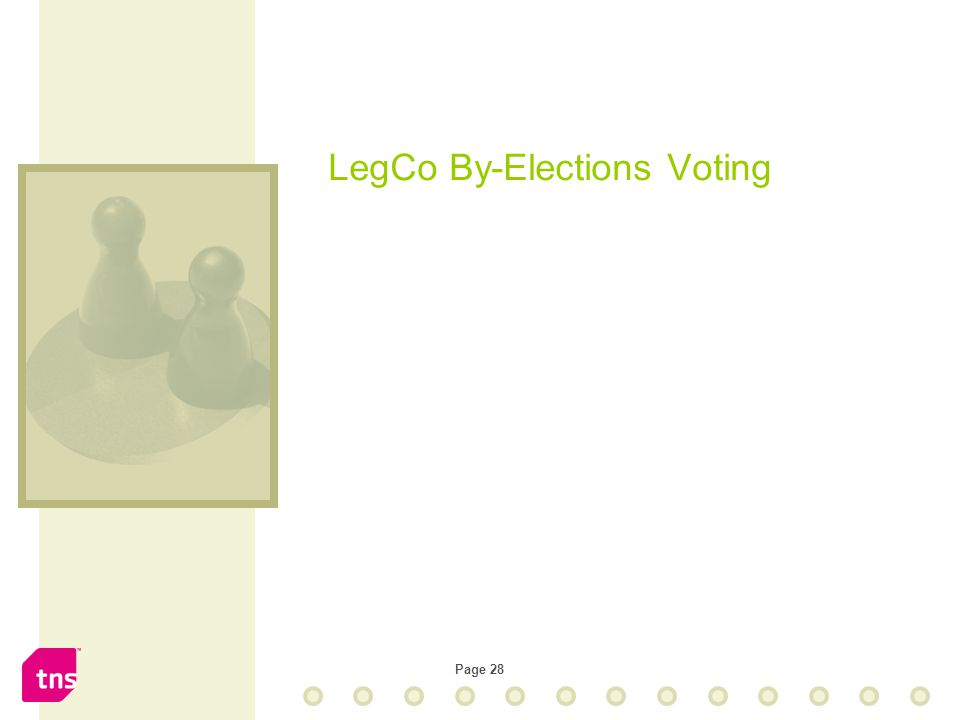 Page 28 LegCo By-Elections Voting
