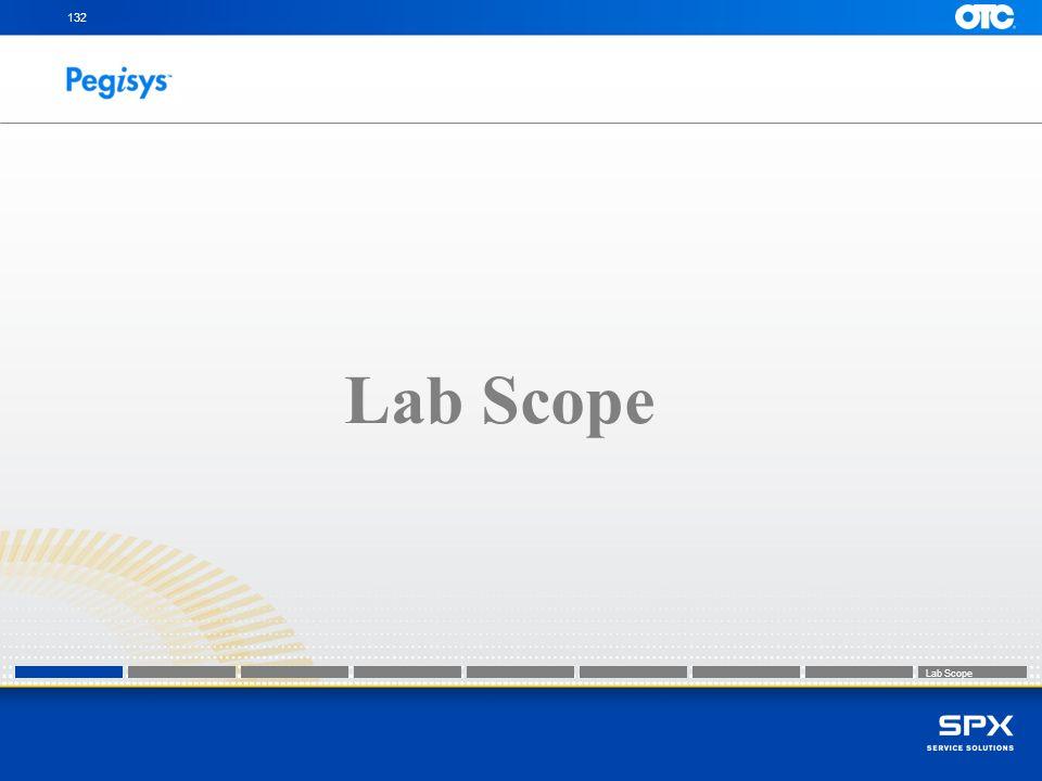 132 Lab Scope