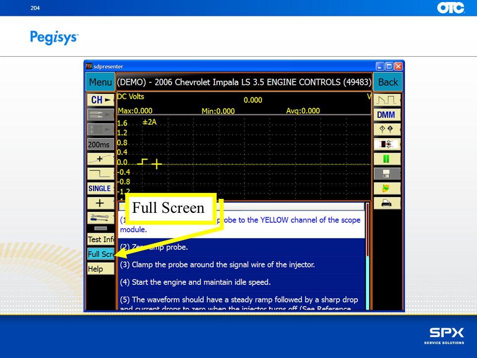 204 Full Screen