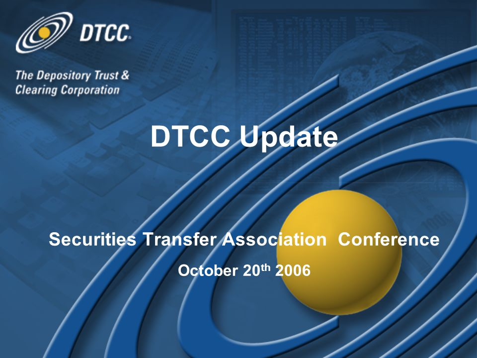 31 Cost Basis - The Solution: DTCC, together with NetWorth Services, offers a solution, customized for you and your investors: Equity and mutual fund adjusted cost basis calculations back to 1925 Historical data on: Pricing C/A and entitlement Reinvestments DTCC, together with NetWorth Services, offers a solution, customized for you and your investors: Equity and mutual fund adjusted cost basis calculations back to 1925 Historical data on: Pricing C/A and entitlement Reinvestments