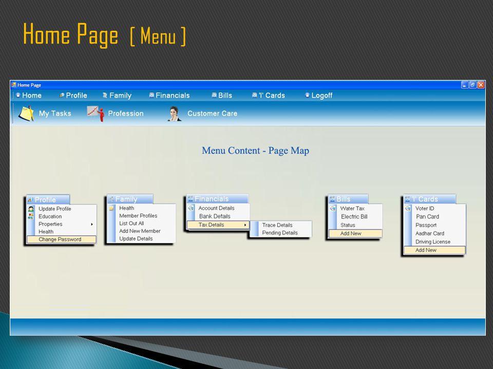 Home Page [ Menu ]