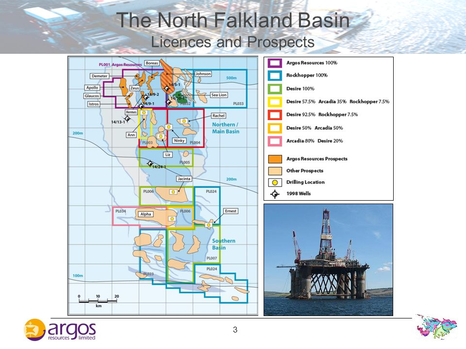 3 The North Falkland Basin Licences and Prospects